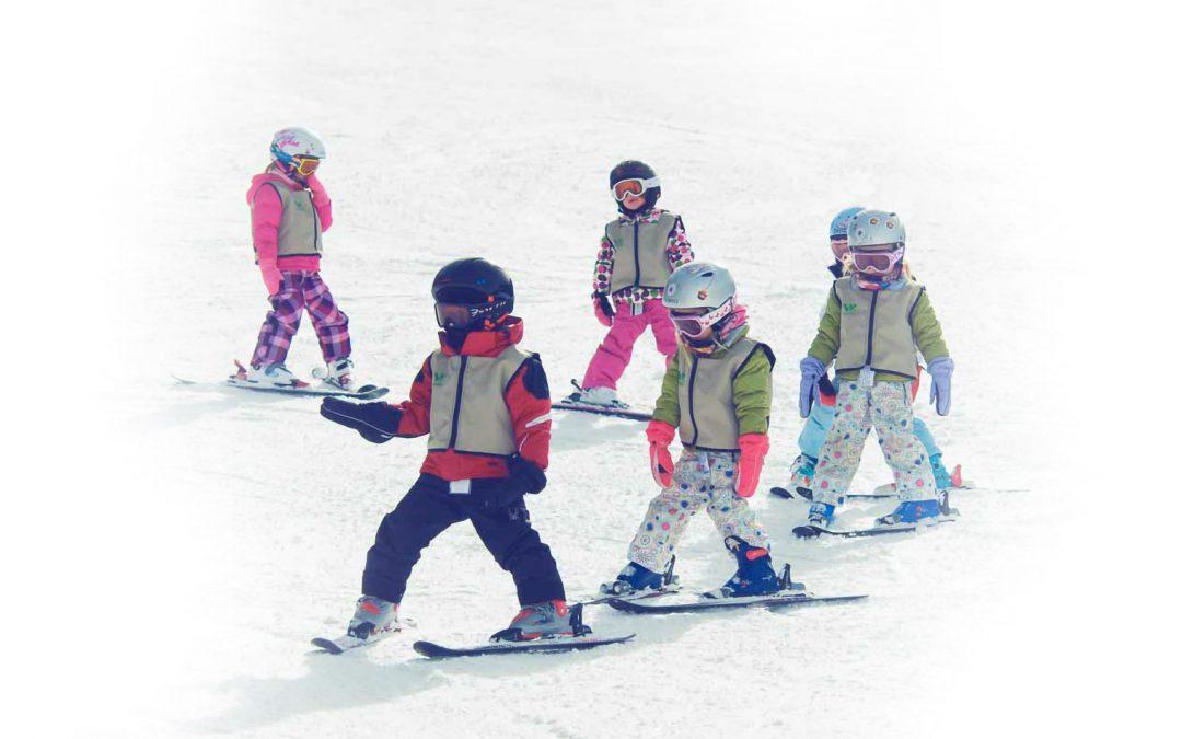 Škola skijanja za decu